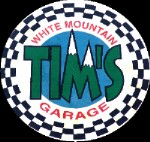Tim's White Mountain Garage, Lincoln, New Hampshire, Woodstock, NH.