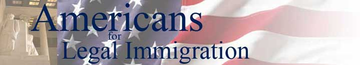 Americans for Legal Immigration News about illegal immigration, illegal aliens, terrorism, national security, border patrol, crime, immigrant gangs, Americans, Congress, laws, and campaigns are Updated here Daily!
