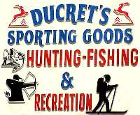 Link to Ducret's Sporting Goods