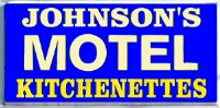link to Johnson's Motel and Kitchenettes, New Hampshire, NH Route 3 and 302 Twin Mountain, Carrol, New Hampshire, USA.