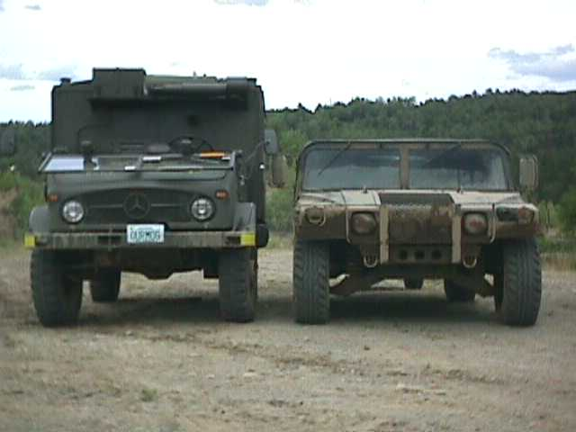 Great North Woods Stump the Hummer 2000